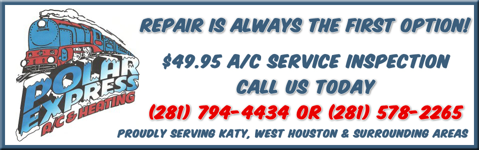 Call Us Today For An A/C Service Inspection